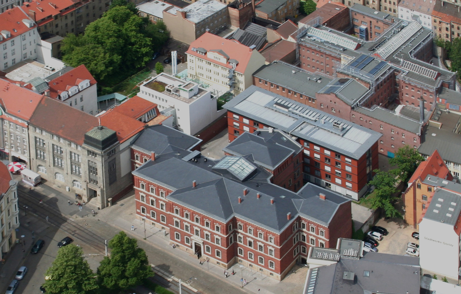 Gericht & JVA Görlitz